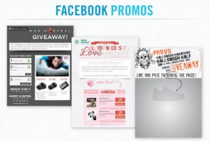 Using Facebook for promotion