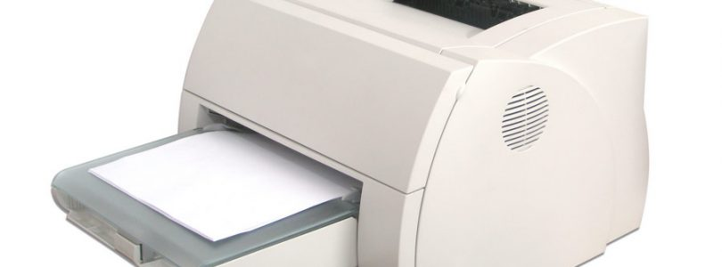 Quicken won't recognise printers