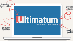 The amazing Ultimatum Theme.