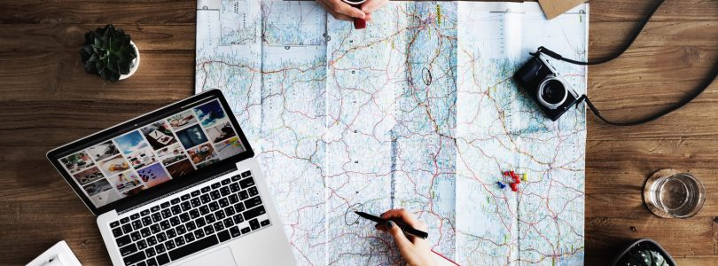 How to Work and Travel with an Online Business