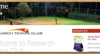 Research Tennis Club